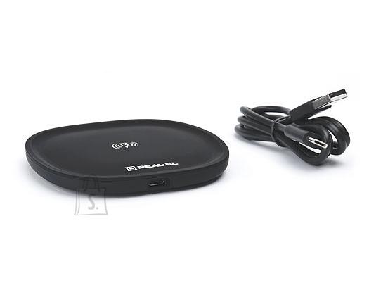 REAL-EL WL-740 wireless charger / Juhtmevaba laadija