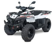 ATV Access 650 LT, 4WD Euro4, vints + konks