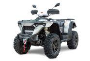 ATV Linhai M550L EFI 4X4 AR EPS Euro 4, vints + konks