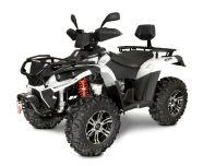 ATV Linhai 400cc 4x4, vints + konks