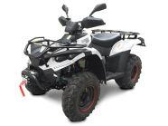 ATV Linhai 300cc 4x4, vints + konks