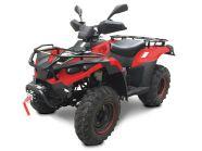 ATV Linhai 300cc 4x4 SR T3b, vints + konks