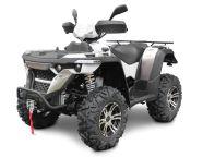 ATV Linhai M550 EFI 4x4 AR, vints + konks