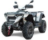 ATV Linhai M550L EFI 4x4 AR Euro 4, vints + konks