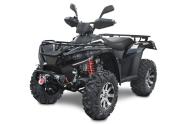 Linhai ATV 400cc 4x4 EFi EURO4 L7e, vints + konks