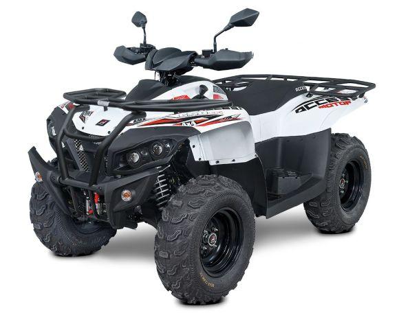 ATV Access 650 LT, 4WD Euro4, vints + konks