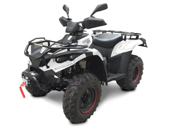 Linhai ATV 300cc 4x4 L7e EURO2, vints + konks