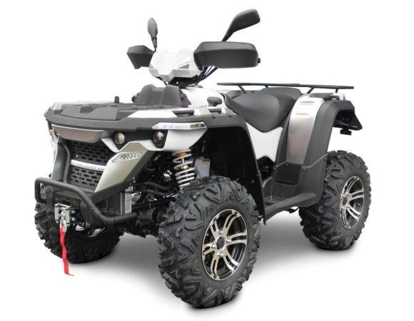 Linhai ATV M550 EFI 4x4 AR, vints + konks