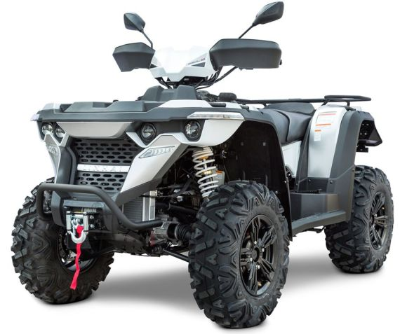 Linhai ATV M550L EFI 4x4 AR Euro 4, vints + konks