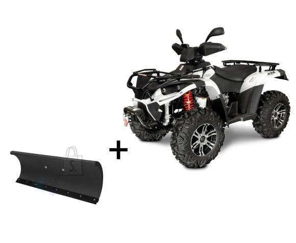 Linhai ATV 500cc 4x4 EFi EURO4 L7e, vints + konks + sahk