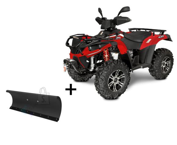Linhai ATV 400cc 4x4 EFi EURO4 L7e, vints + konks + sahk