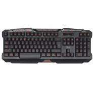 Trust LED illumineeritud klaviatuur GXT 280 mängurile