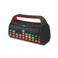 Forever Kaasaskantav Bluetooth kõlar BS-610 LED tulede ja raadioga