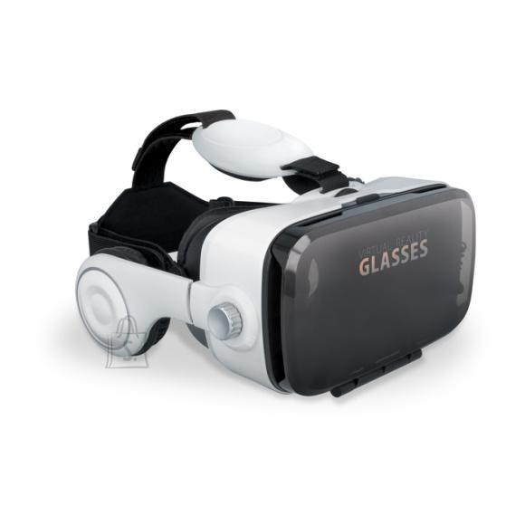 Virtuaalreaalsuse prillid VRB-200 3D koos kõrvaklappidega
