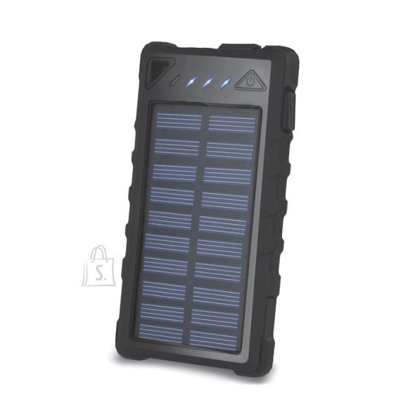 Forever päikesepaneelidega akupank 8000 mAh