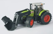 Bruder mängusõiduk traktor Claas Atles 936 RZ laaduriga