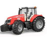Bruder mängusõiduk traktor Massey Ferguson 7624