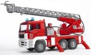 Bruder mängusõiduk Man tuletõrjeauto heli ja valgusega
