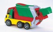 Bruder mängusõiduk Roadmax prügiauto