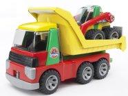 Bruder mängusõiduk Roadmax kallur + ekskavaator väikelastele