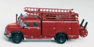 Siku mudelsõiduk tuletõrjeauto Magirus