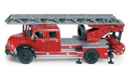 Siku mudelsõiduk tuletõrjeauto