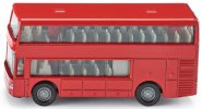 Siku mudelsõiduk kahekordne buss