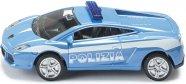 Siku mudelauto Lamborghini Gallardo politseiauto