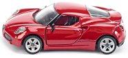 Siku mudelauto Alfa Romeo 4C