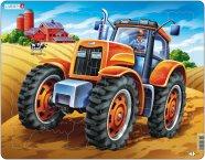 Larsen pusle traktor 37 tk