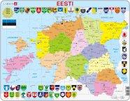 Larsen pusle Eesti kaart 70 tk