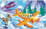 Larsen pusle lennukid 13 tk
