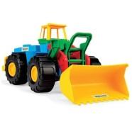 Wader mängusõiduk traktor-laadur