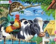 Larsen pusle farmiloomad 7 tk