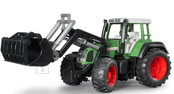 Bruder mängusõiduk traktor Fendt Favorit 926 Vario esilaaduriga