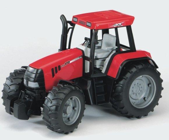 Bruder mängusõiduk Case CVX 170 traktor