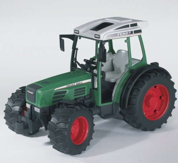 Bruder mängusõiduk Fendt 209 S traktor