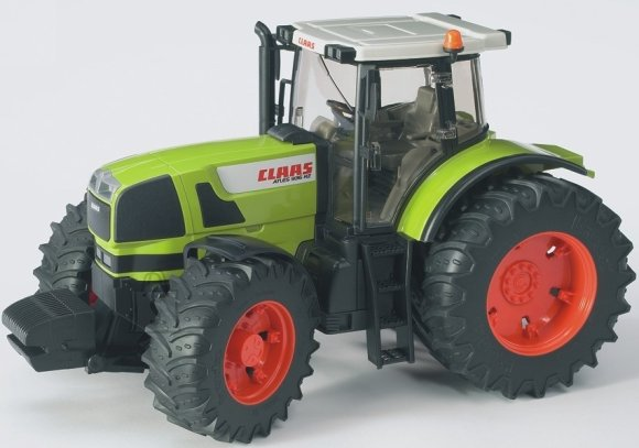 Bruder mängusõiduk traktor Claas Atles 936 RZ