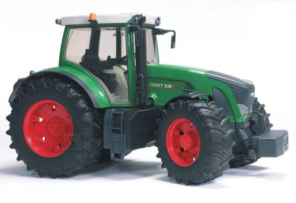 Bruder mängusõiduk traktor Fendt 936 Vario