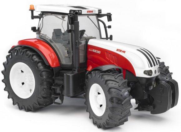Bruder mängusõiduk traktor Steyr CVT 6230