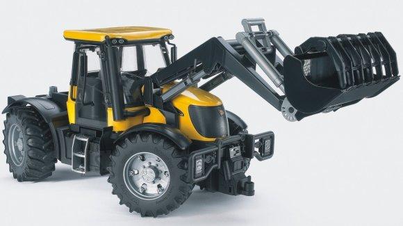 Bruder mängusõiduk JCB traktor 3220 kopaga