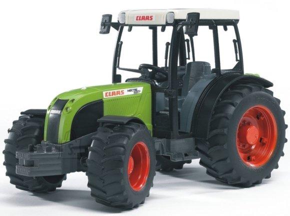 Bruder mängusõiduk traktor Claas Nectis 267F