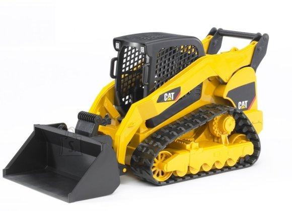 Bruder mängusõiduk Caterpillar Mini roomik-laadur