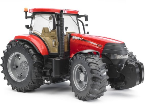 Bruder mängusõiduk traktor CVX 230