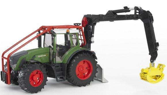 Bruder mängusõiduk Fendt traktor 936