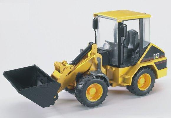 Bruder mängusõiduk Caterpillar rataslaadur