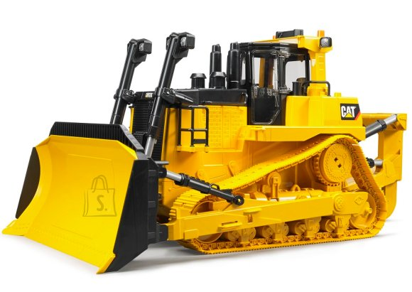 Bruder mängusõiduk Cat suur linttraktor