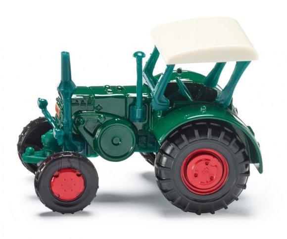 Siku mängusõiduk traktor Lanz Bulldog