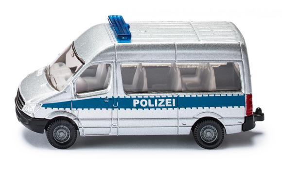 Siku mängusõiduk politseibuss