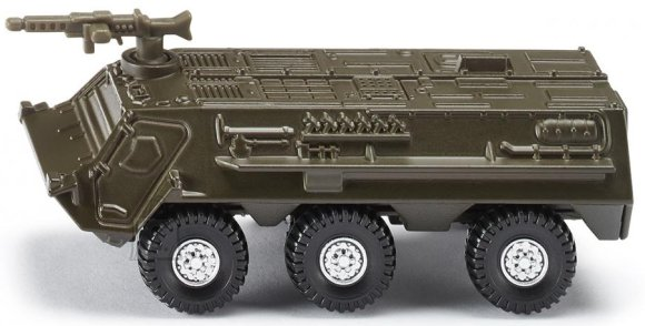 Siku mudelsõiduk tank
